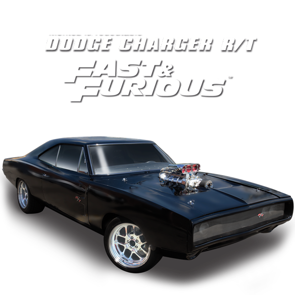 Dodge Charger R/T, el coche de Fast & Furious