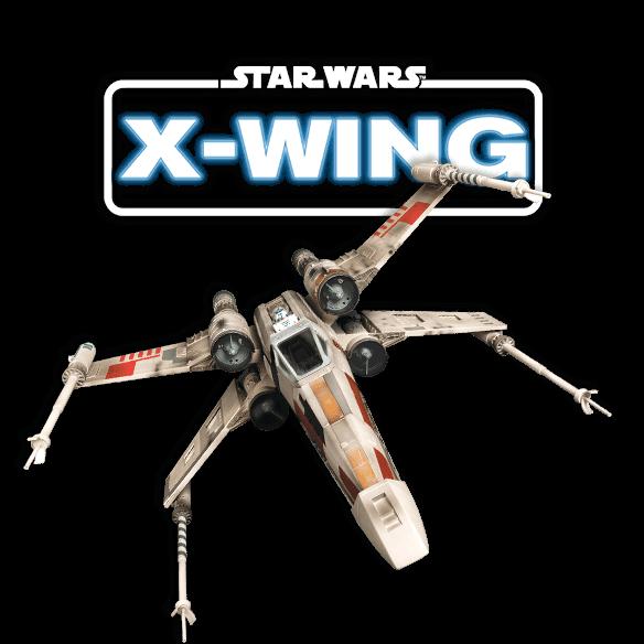 X-Wing de Star Wars