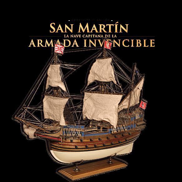 Galeón San Martín
