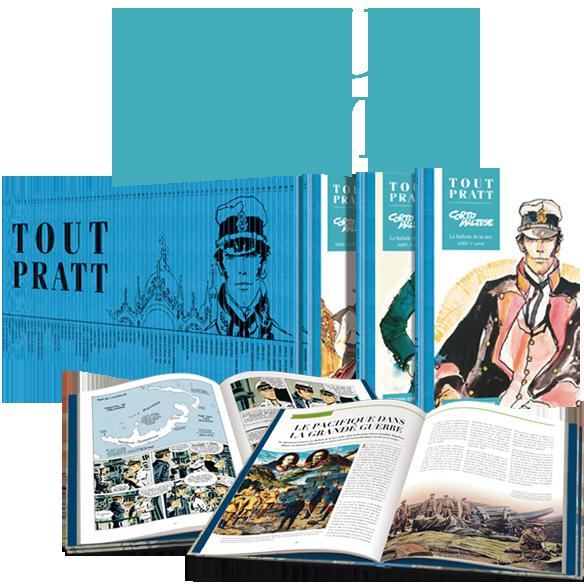 Hugo Pratt BD