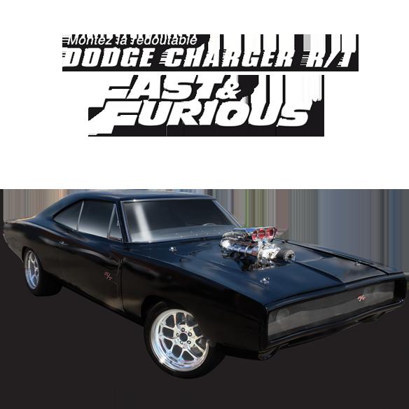 Dodge Charger R/T de Fast & Furious