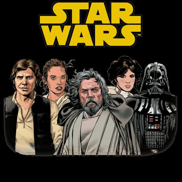 Comics de Star Wars: l'édition spéciale