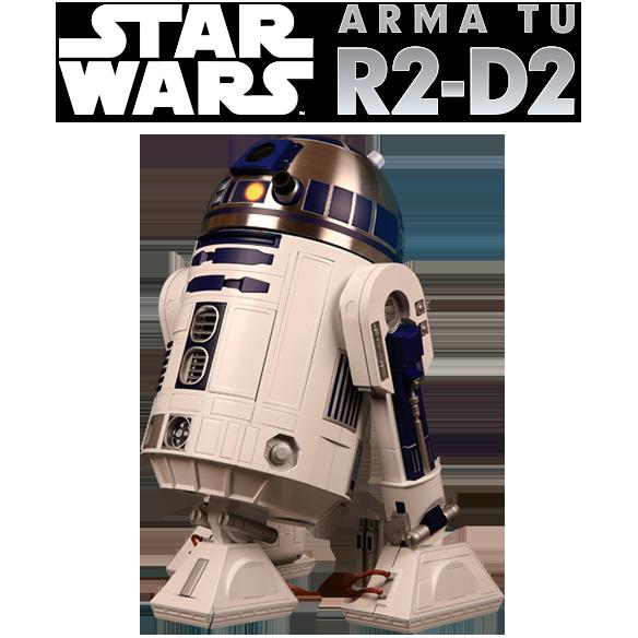 Arma tu R2-D2 Star Wars