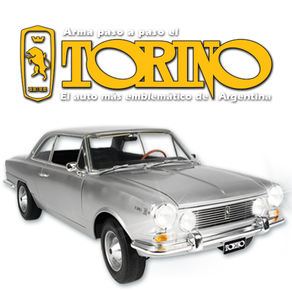 Arma paso a paso el Ika Torino