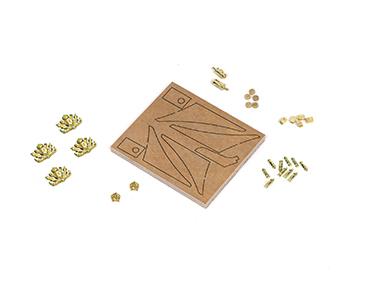 Fascicule 96 + piezas