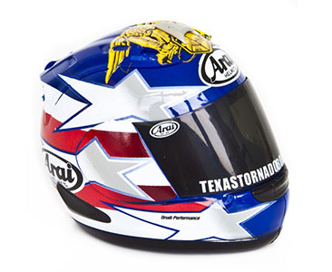 Fascículo 19 + Casco Colin Edwards – 2012