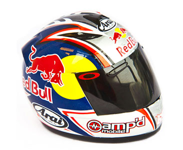 Fascículo 10 + Casco Nicky Hayden – 2006
