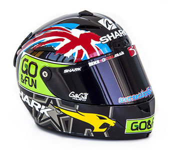 Fascículo 43 + Casco Scott Redding - 2014