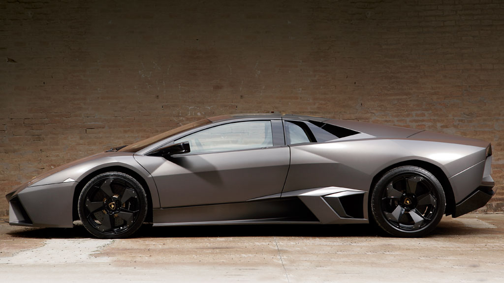 Construye Y Pilota Tu Lamborghini Reventon