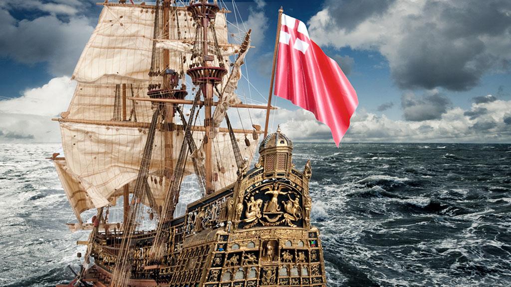 El barco símbolo de toda una época