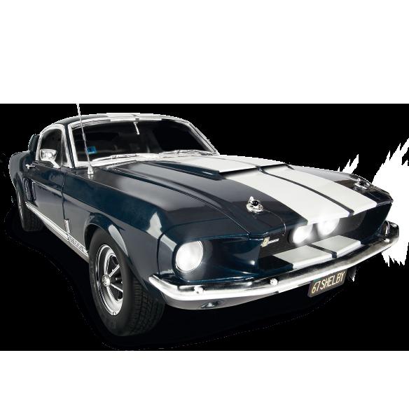 Construye tu Ford Mustang Shelby GT500