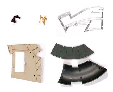Fascículo 16 + piezas