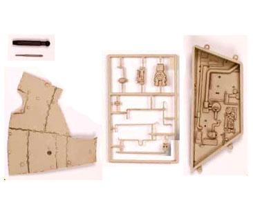 Fascículo 42 + piezas