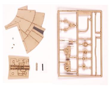 Fascículo 71 + piezas
