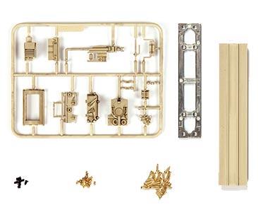 Fascículo 85 + piezas