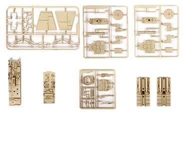 Fascículo 95 + piezas
