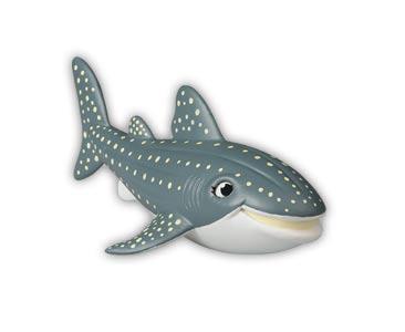 Libro 46 + Tiburón ballena mamá