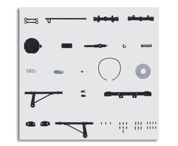 Fascículo 3 + piezas