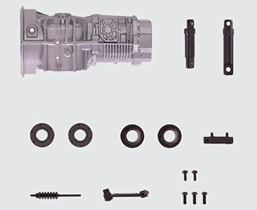 Fascículo 21 + piezas