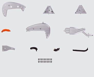 Fascículo 35 + piezas