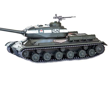 IS-2M URSS + Fascículo 23
