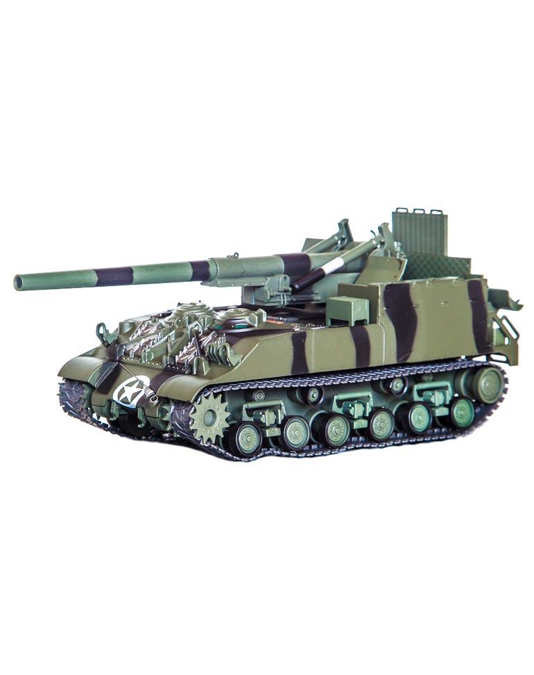 155 MM GUN MOTOR CARRIER M40 USA + Fascículo 51