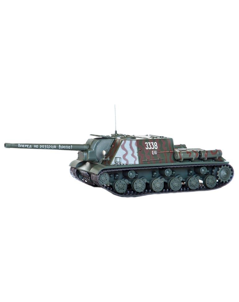 ISU-122 URSS + Fascículo 58