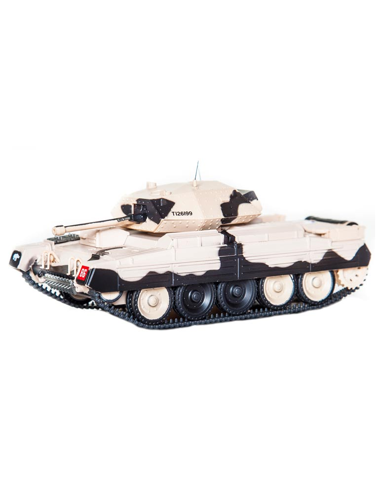 Cruiser Tank Mark VI Crusader III (A 15) reino unido + fascículo 78