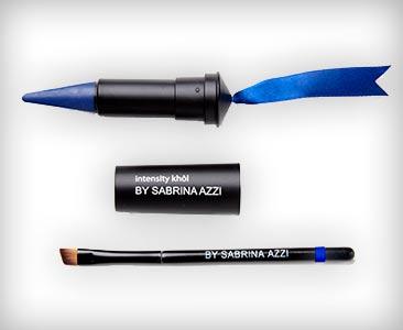 Fascículo 30 + Khol azul + pincel biselado