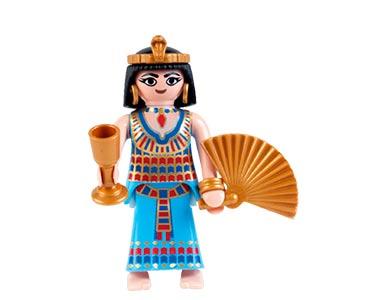 Entrega 66: La última reina de Egipto + 2 fichas + Figura