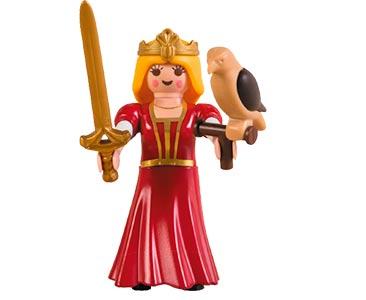 Entrega 62: Reina de tres reinos + 2 fichas + Figura