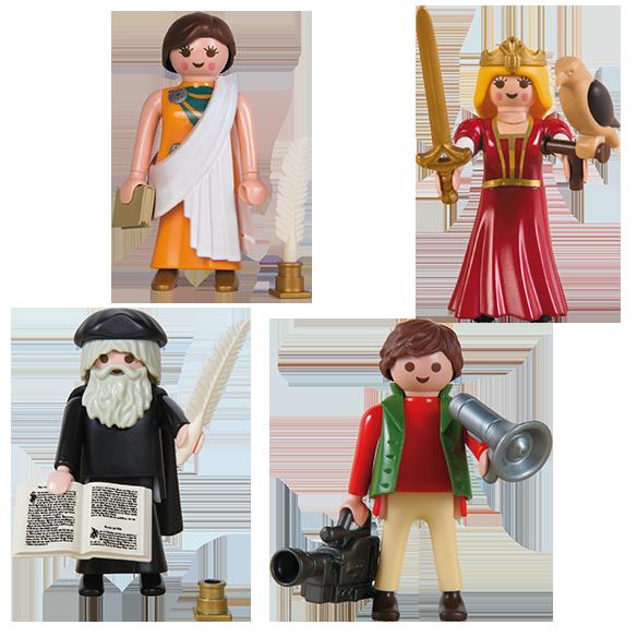 Colección Playmobil