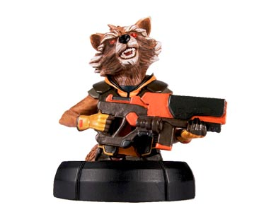 Fascículo 30 + ROCKET RACCOON