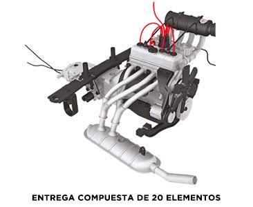 Fascículo 10 + 20 elementos