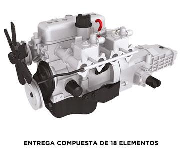 Fascículo 7 + 18 elementos