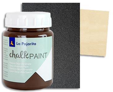 Fascículo 56 + Chalk Marrón Glacé + Papel de lija + cuadrado de madera
