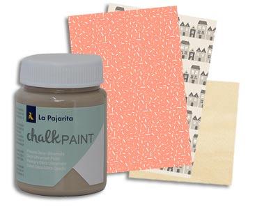 Fascículo 20 + Chalk Paint Lino