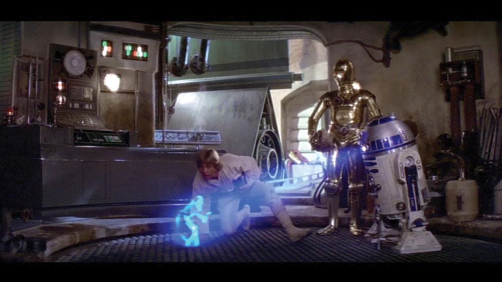 Construye paso a paso la maqueta de R2-D2
