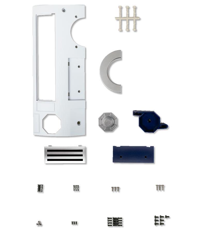 Fascículo 76 + piezas