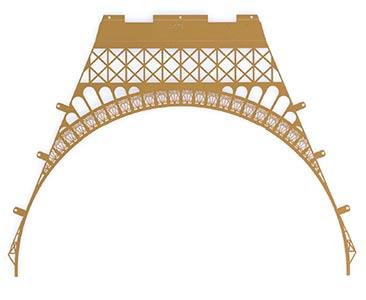 N° 33 Un día en la Torre Eiffel