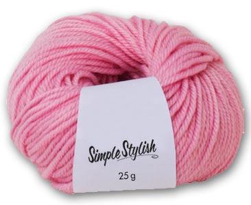 Fascículo 11 + ovillo rosa algodón de azúcar