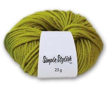 Fascículo 8 + ovillo verde pistacho
