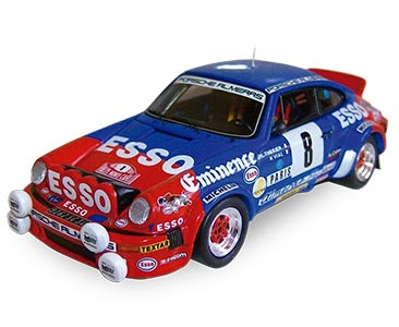 Fascículo 17 + Porsche 911 SC - 1982 - J.-L. Thérier