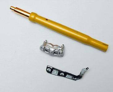 Fascículo 6 + primera barra y tubo de horquilla
