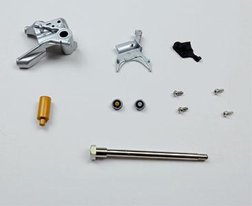 Fascículo 9 + piezas del soporte de la pinza del freno