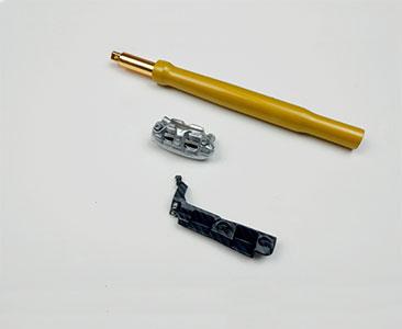 Fascículo 8 + segunda barra y tubo de horquilla