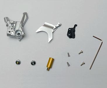 Fascículo 7 + piezas del soporte de la pinza del freno