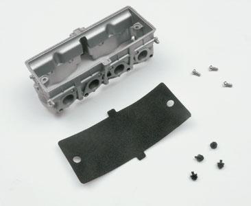 Fascículo 23 + Bloque de cilindros y junta
