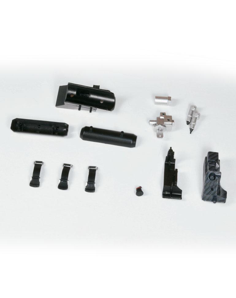 Fascículo 40 + Depósito de aire comprimido y soporte