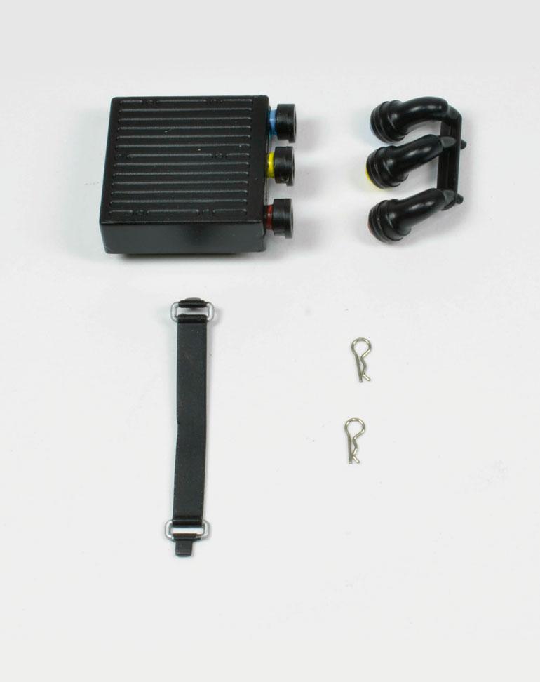 Fascículo 62 + Unidad de gestión del motor y accesorios